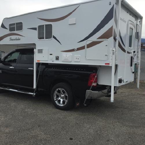 truck camper financing