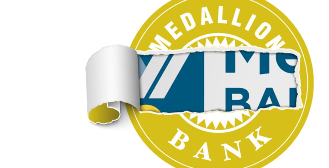Something old, something new: a fresh look for Medallion Bank